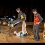 Trio Tiche - Mélange à trois
